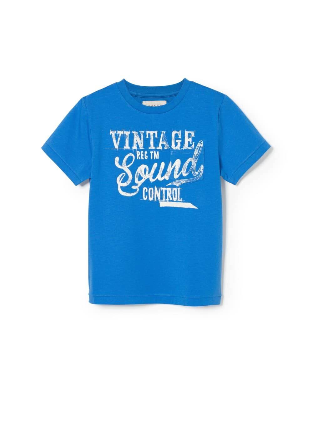 "T-shirt ""vintage sound"" 