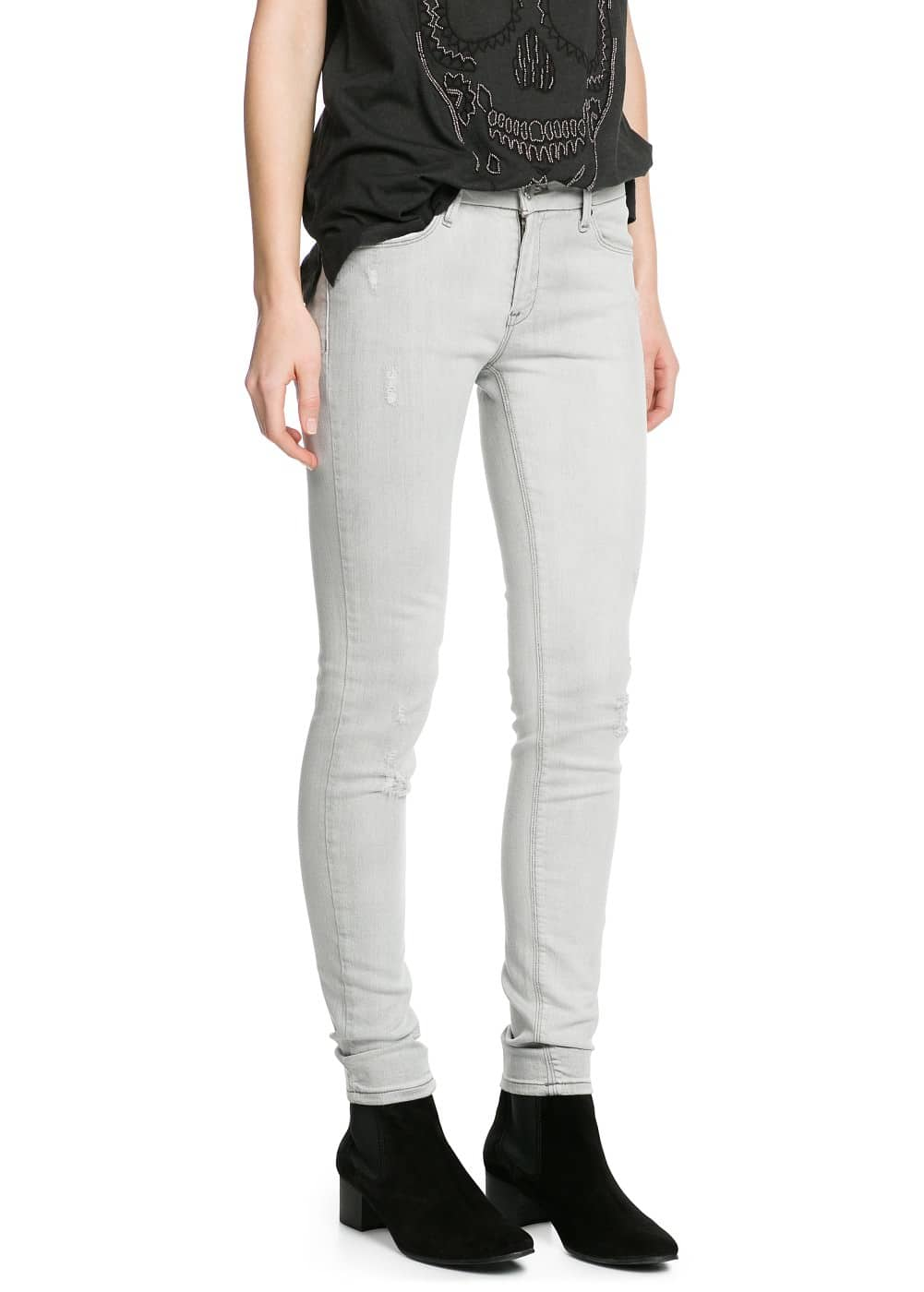 Super slim-fit eva jeans | MANGO