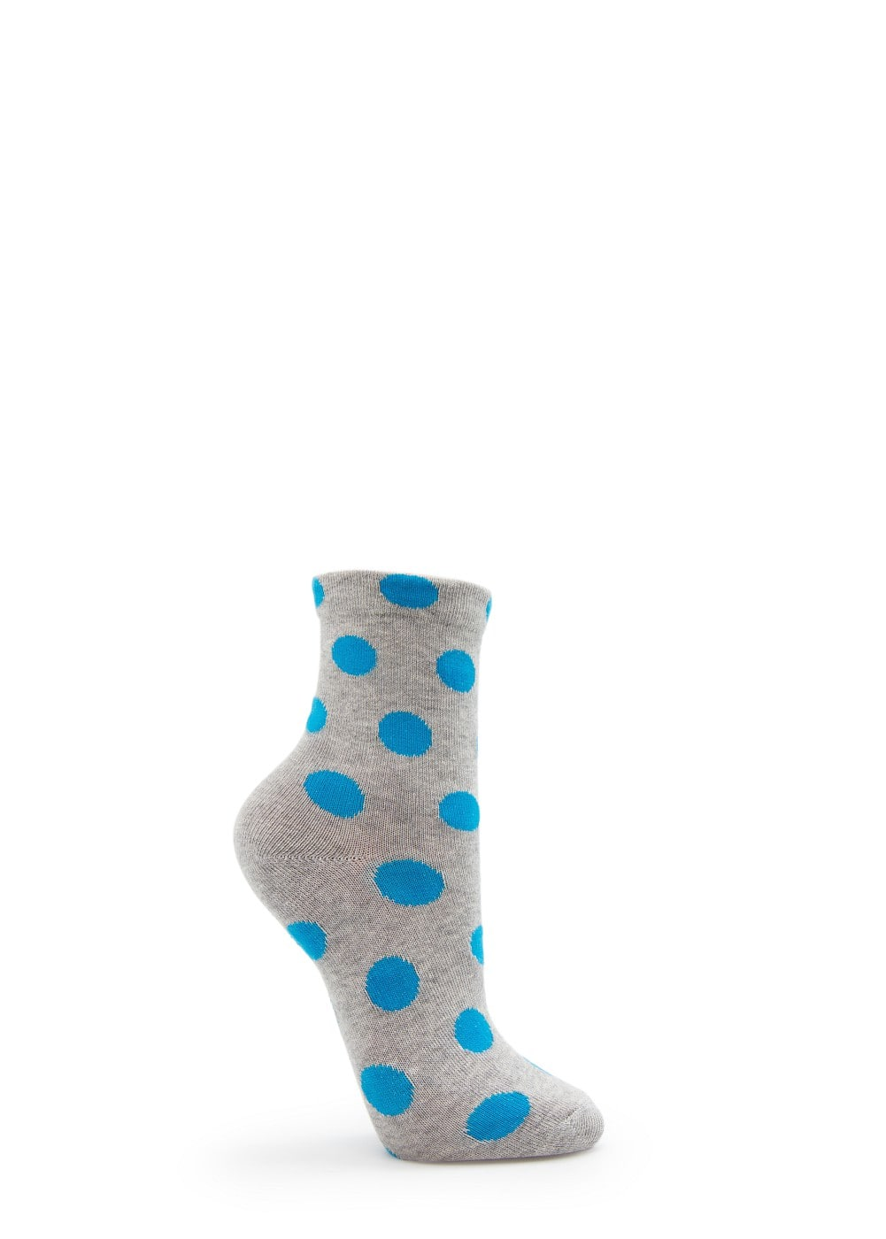 Polka-dot socks