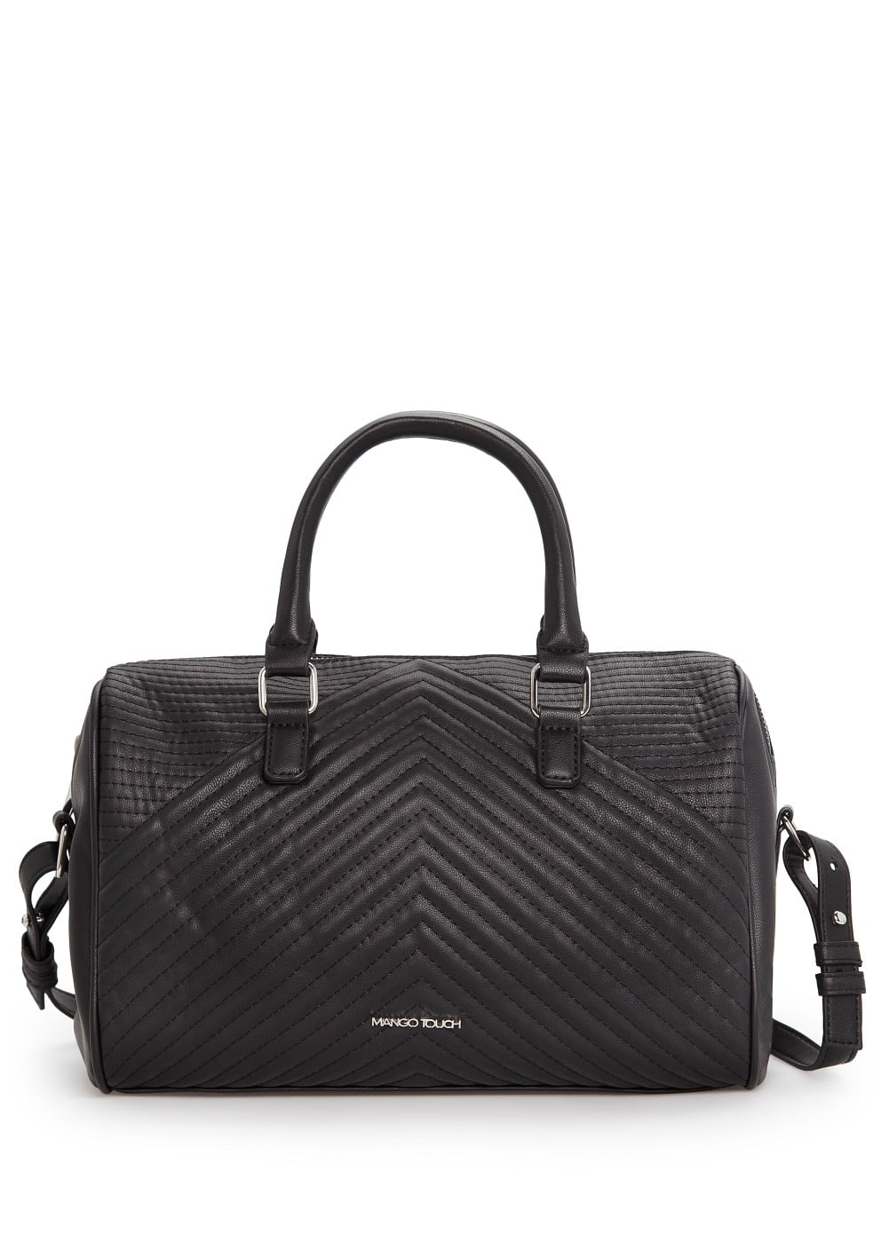 Quilted bowling bag