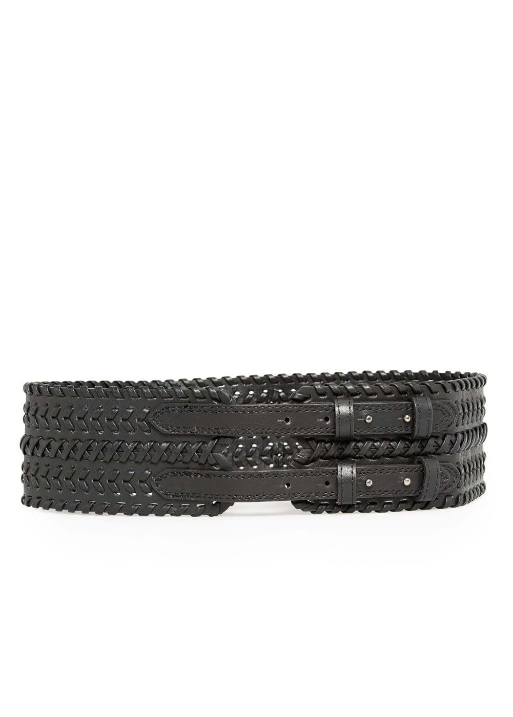 Braided sash belt | MANGO