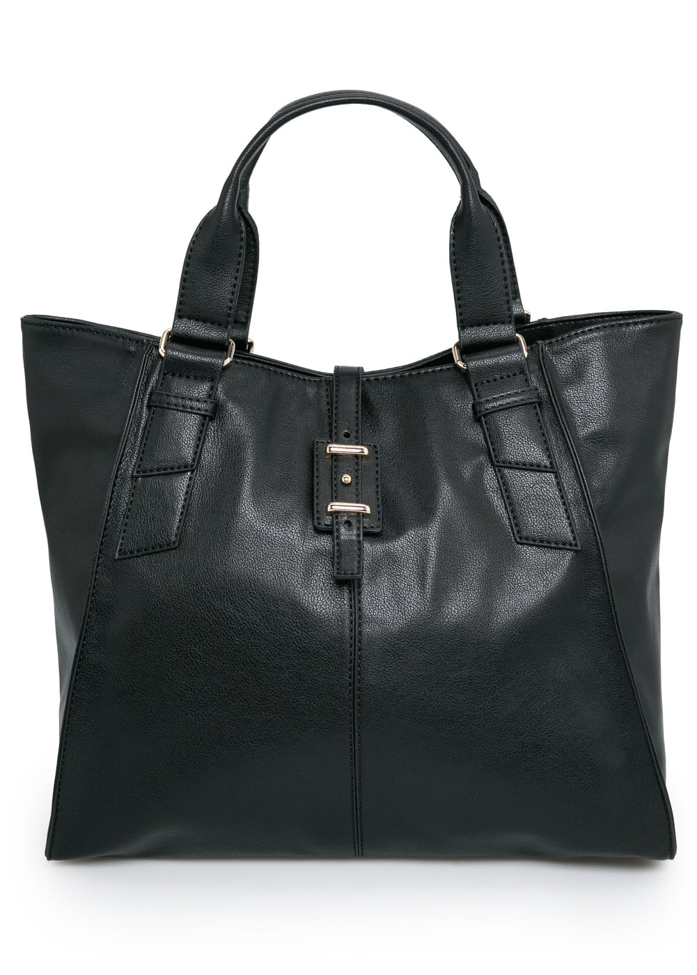 Tab shopper bag | MANGO