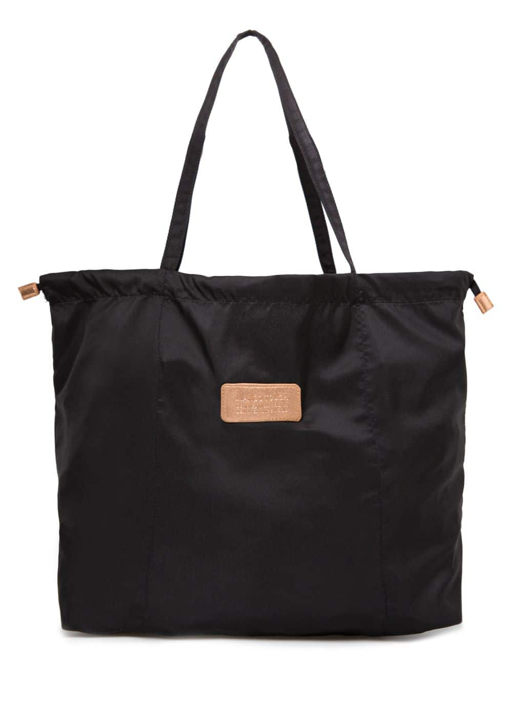 Bolso shopper convertible | MNG