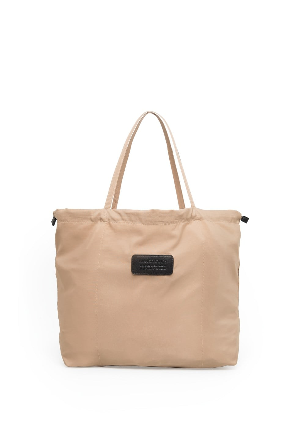 Drawstring shopper bag | MANGO