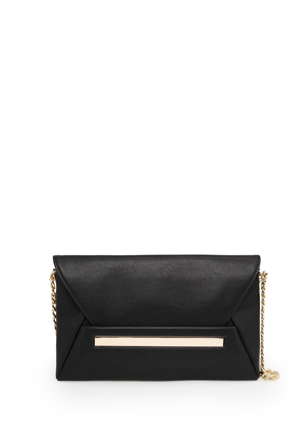Mirror envelope bag | MANGO