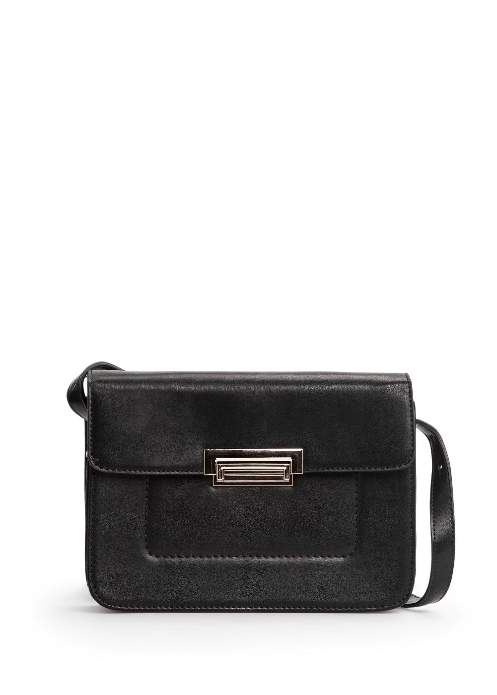 Metal fastening bag | MANGO