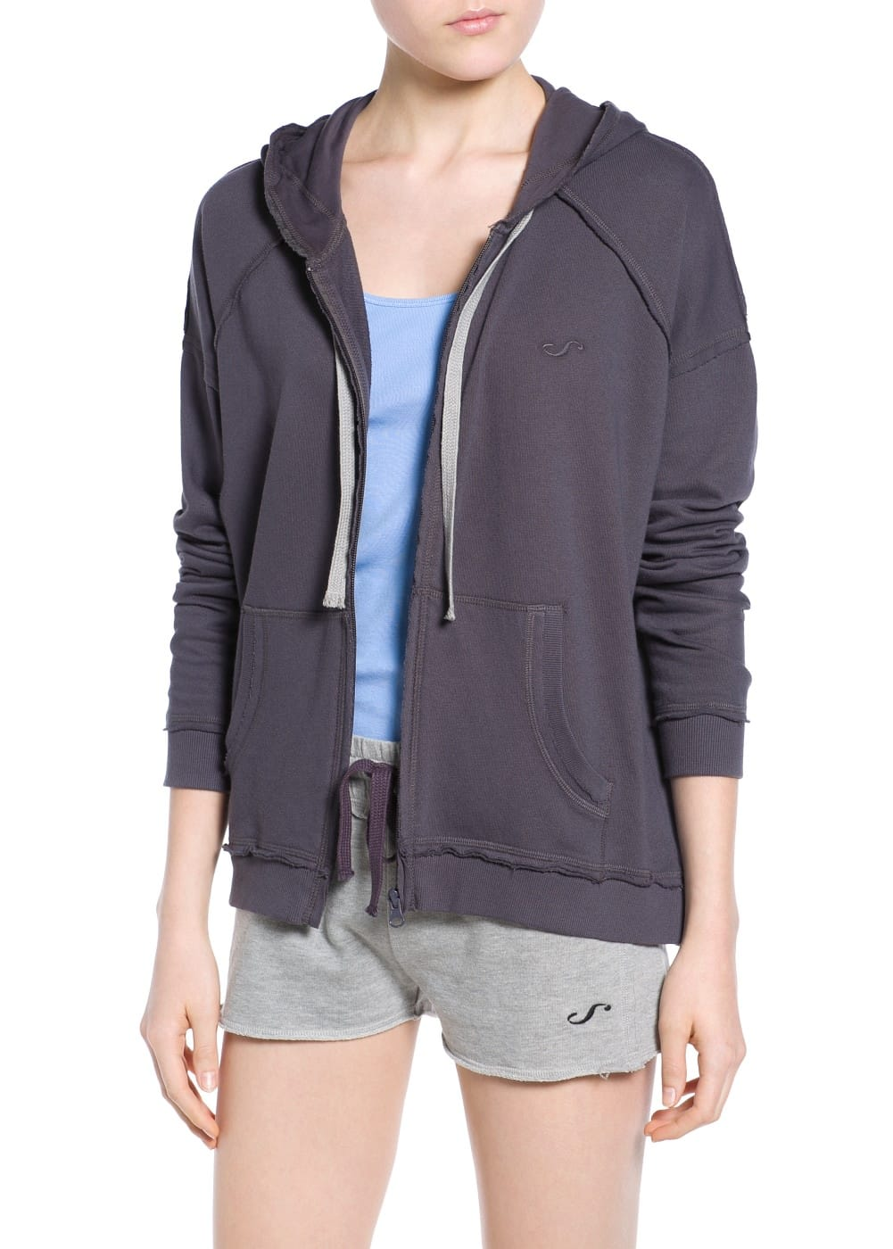 Yoga - Relaxed hoodie