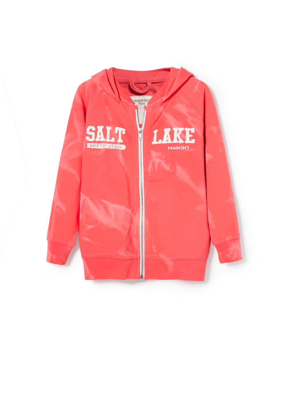 Sweat-shirt salt lake | MANGO
