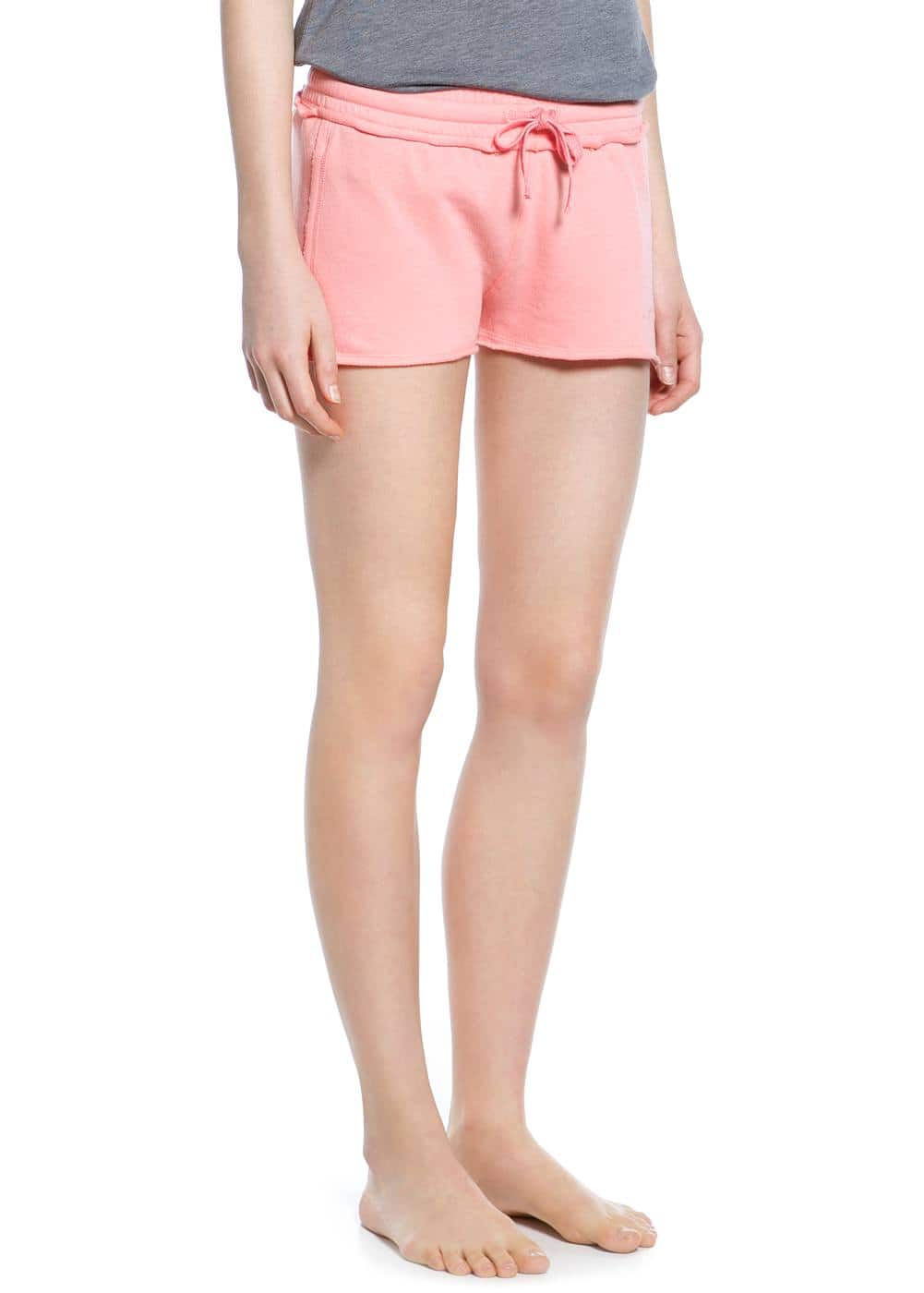 Yoga - short stretch ligero | MANGO
