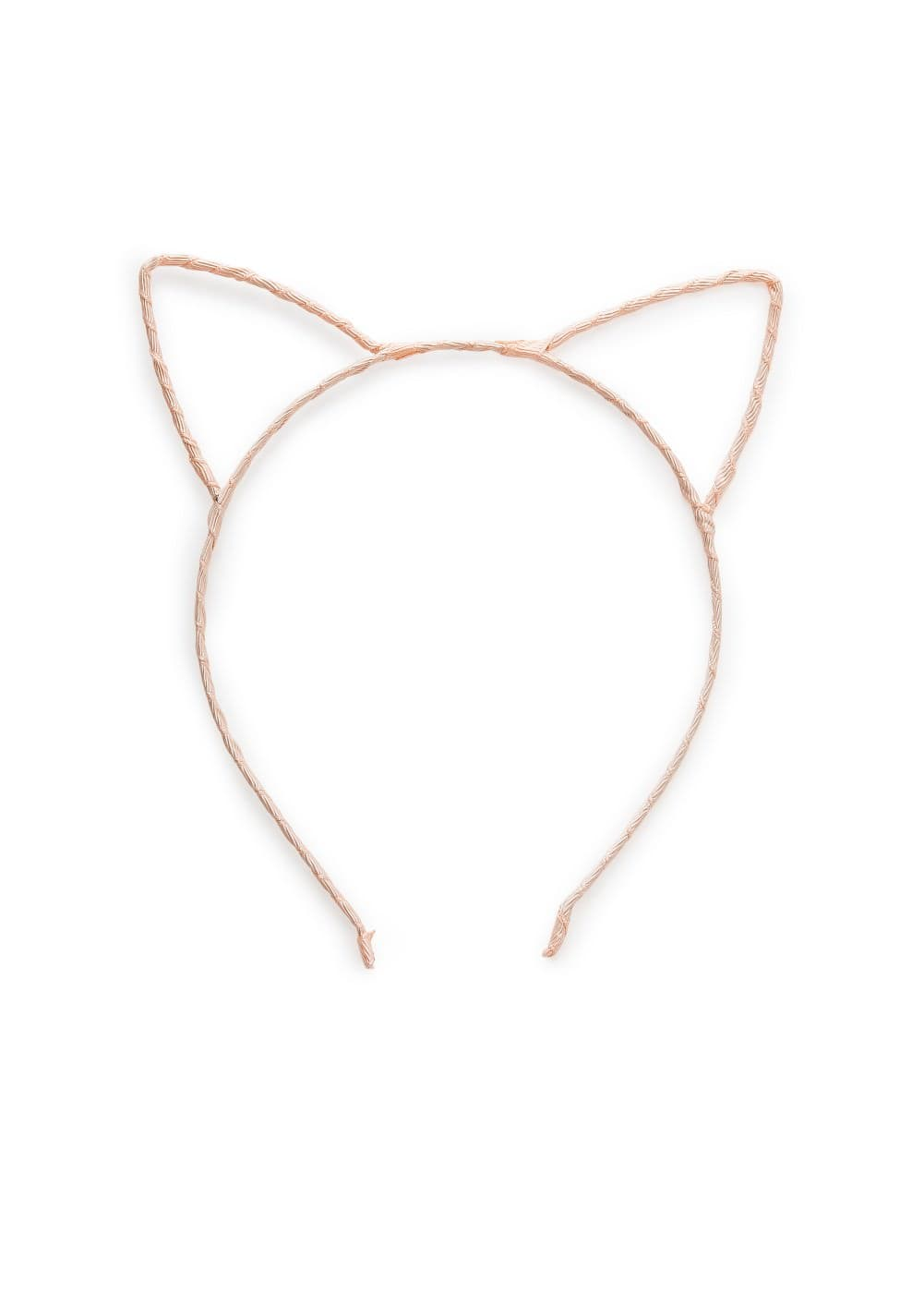 Kitten ear hairband | MANGO KIDS