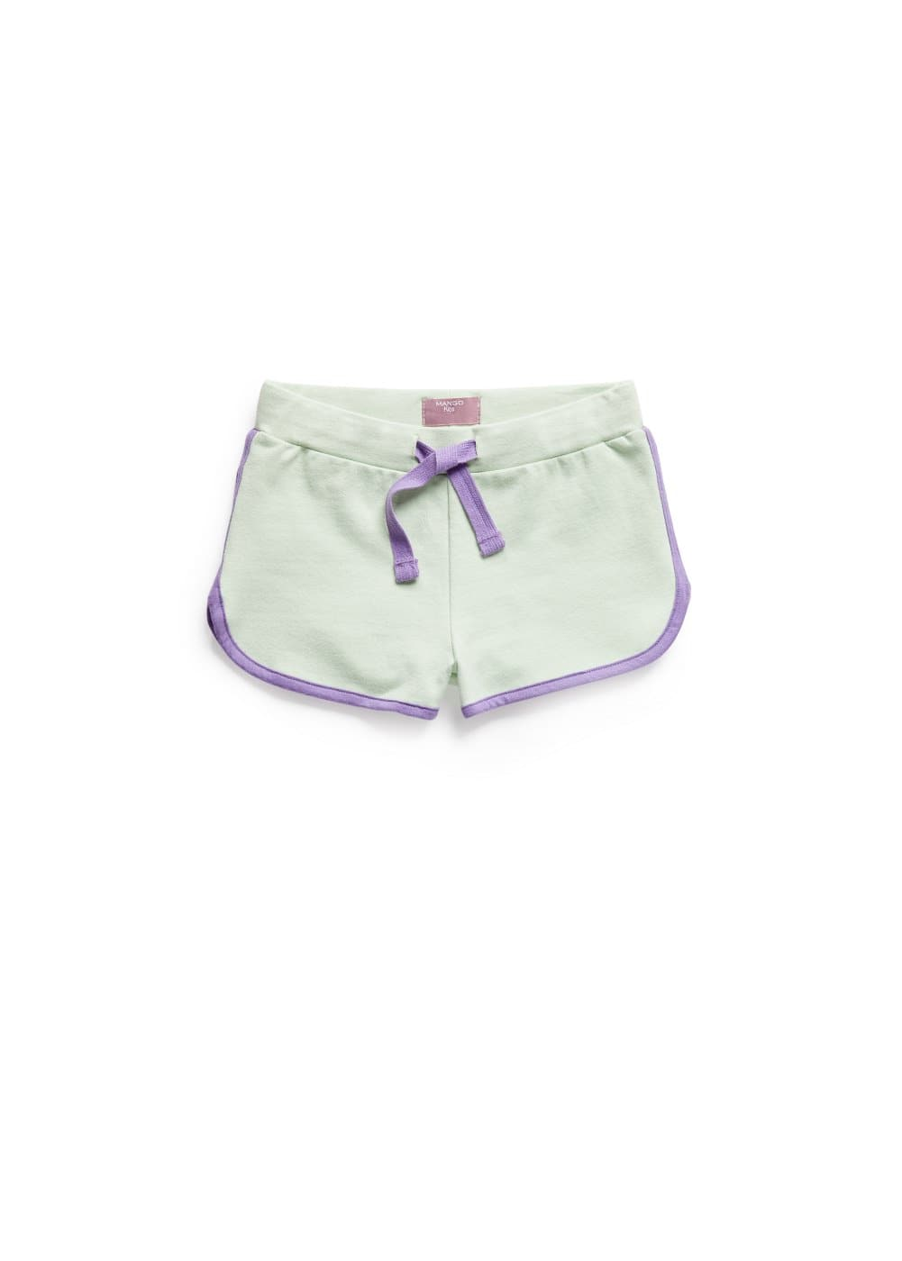 Trim jogging shorts | MANGO KIDS