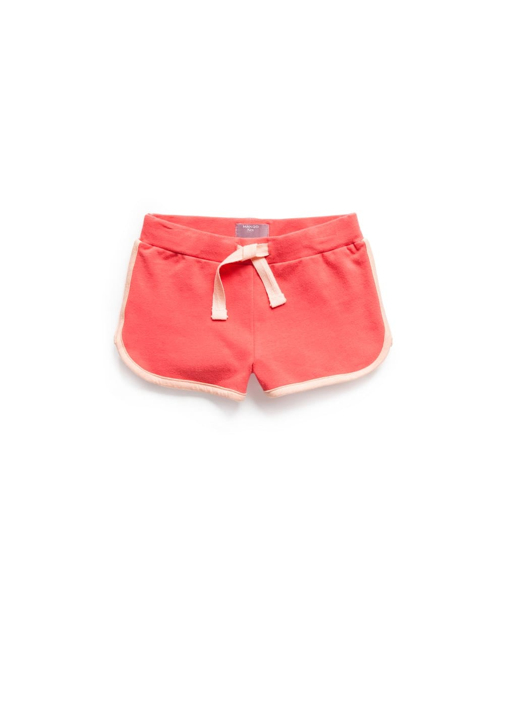 Shorts jòguing rivet