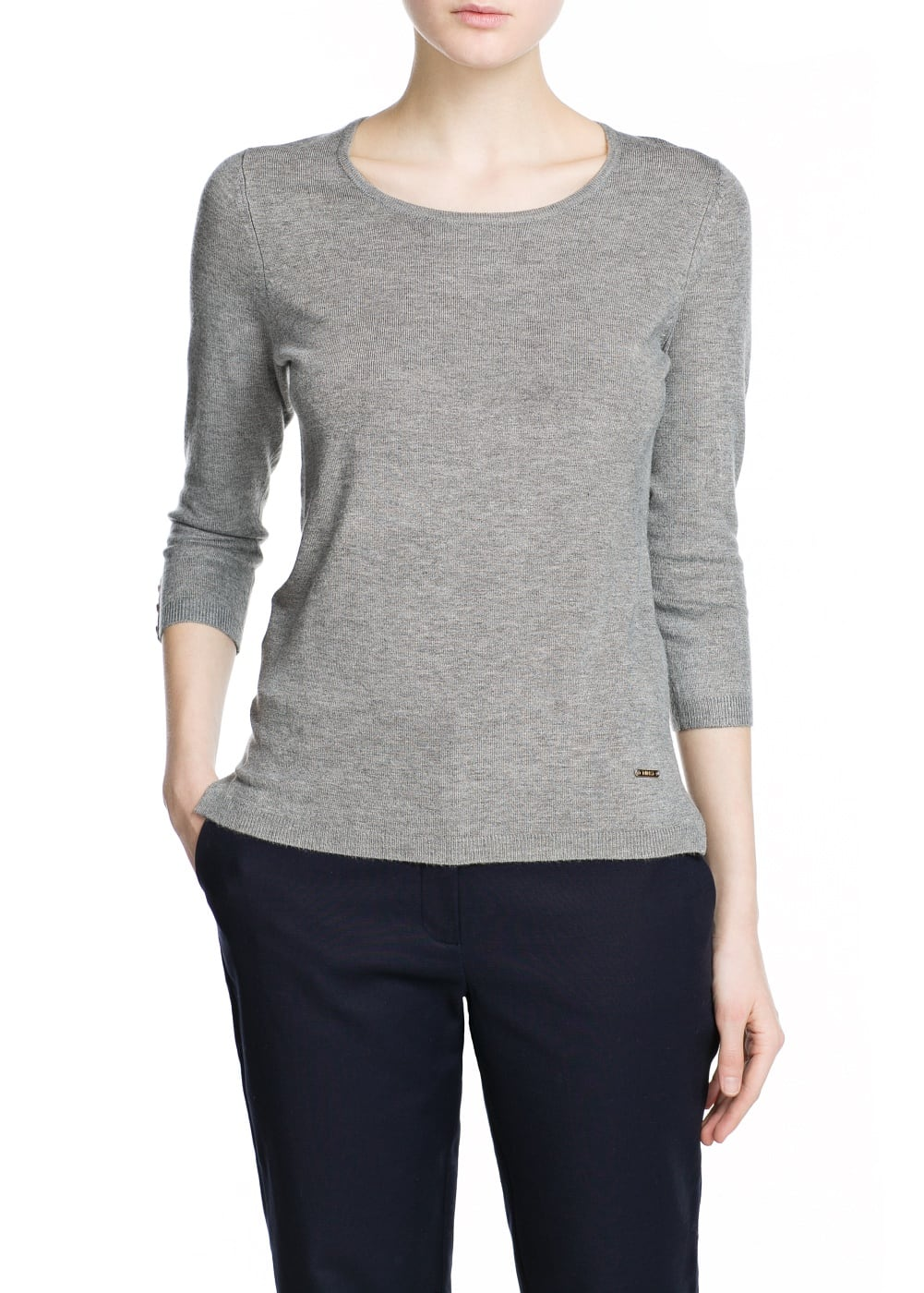 Essential sweater | MANGO