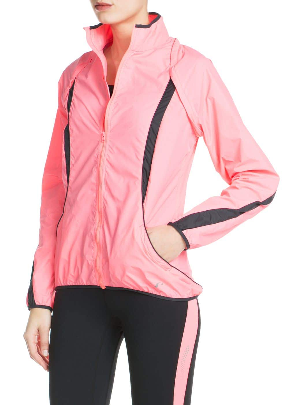 Fitness & Running - Ultraleichte Outdoor-Windjacke