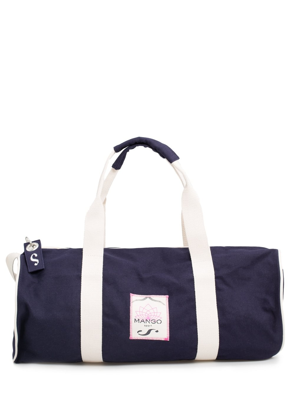 Canvas cotton bag | MANGO