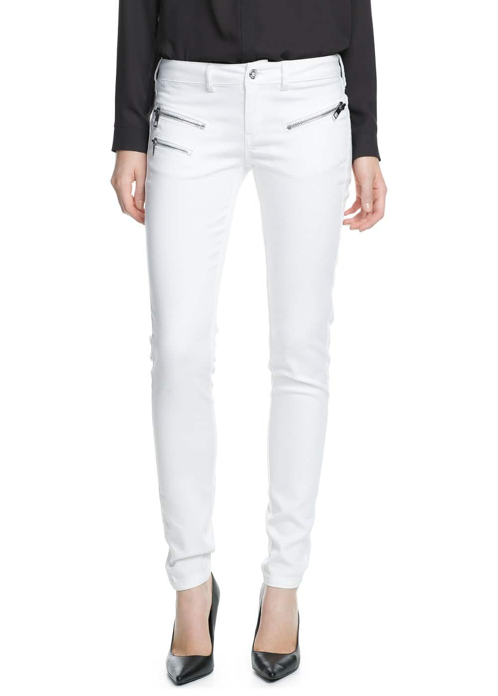 Zippy superskinny jeans | MANGO