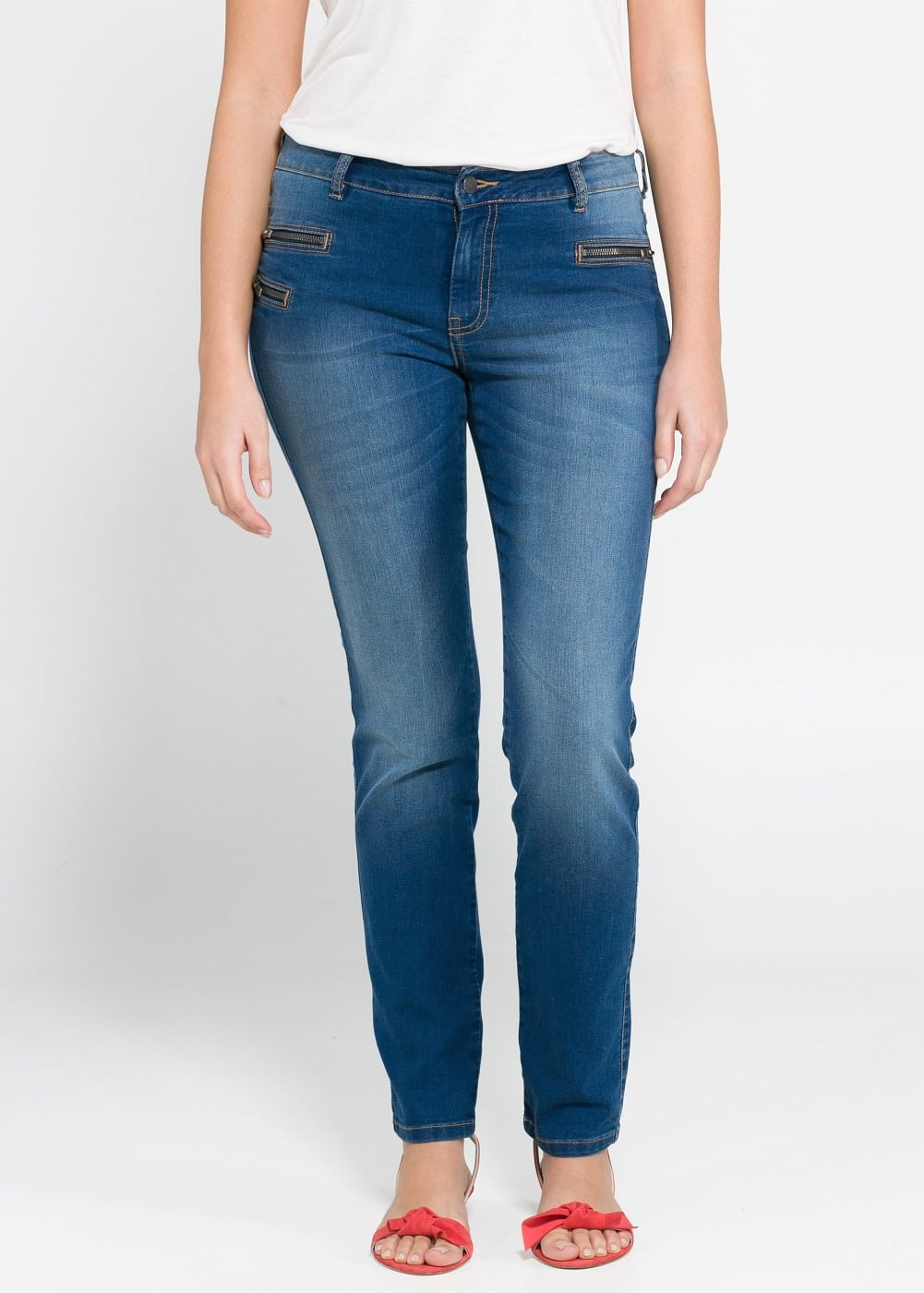 Slim-fit Cadenity jeans