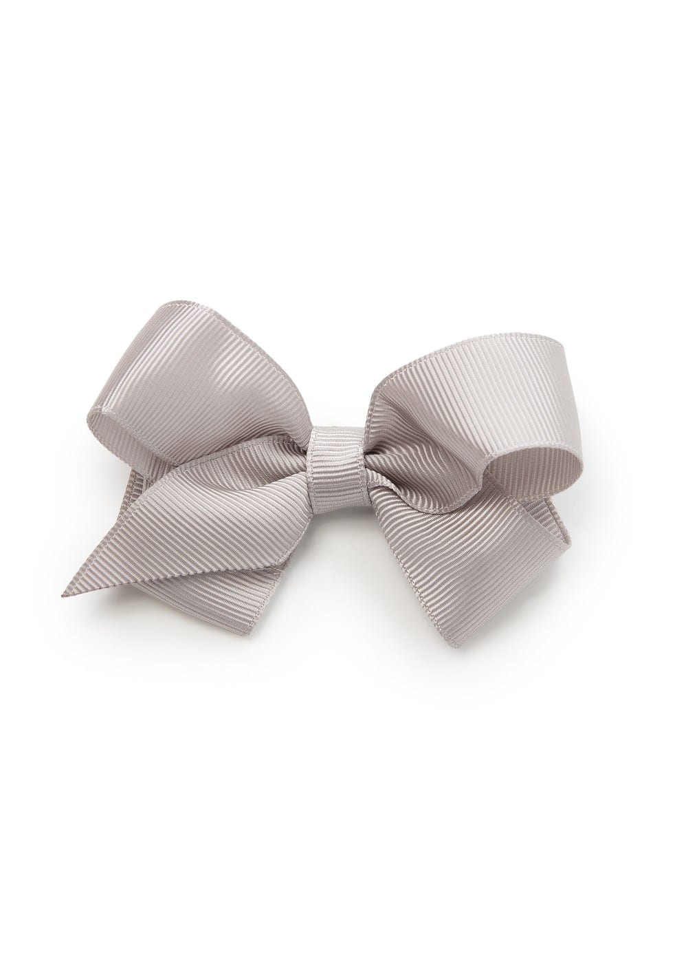 Grosgrain ribbon hairclip