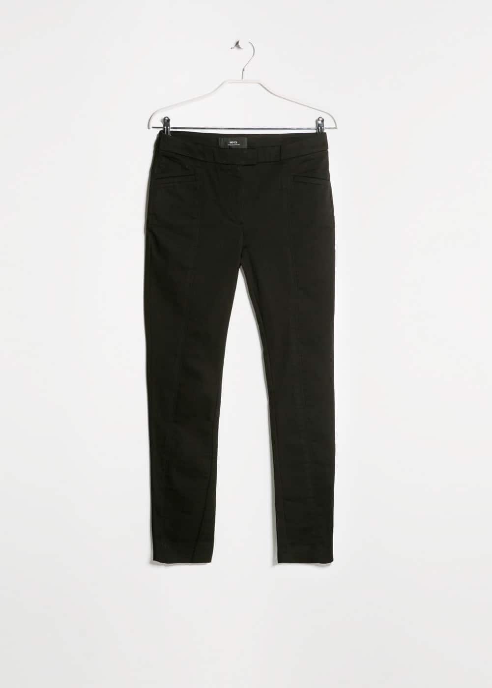 Three-pocket trousers | MANGO