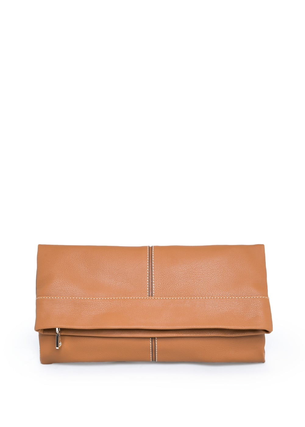 Folded clutch | MANGO