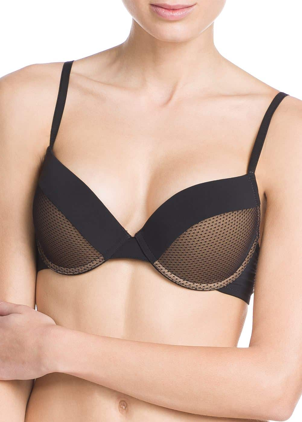 Plumeti push-up bra