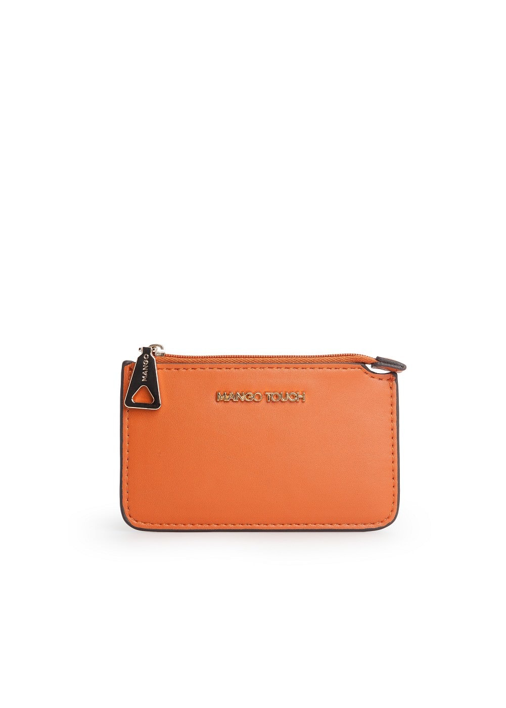 Logo essential purse