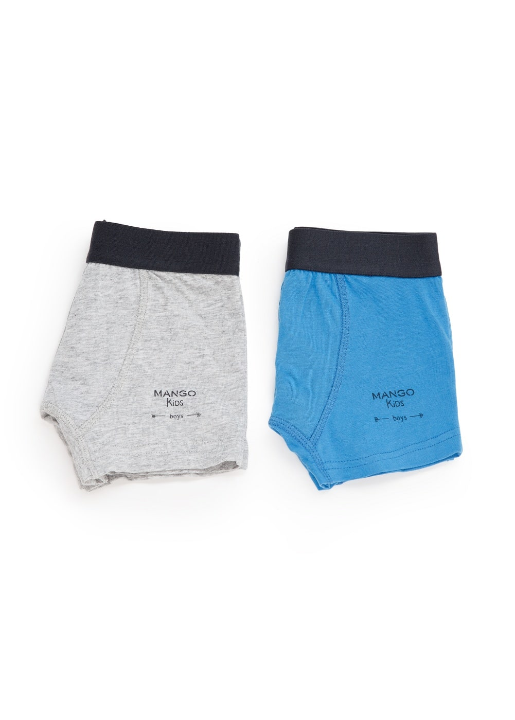 2 pack cotton boxers