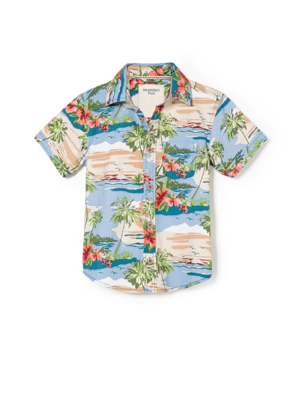 Hawaiihemd | MANGO KIDS