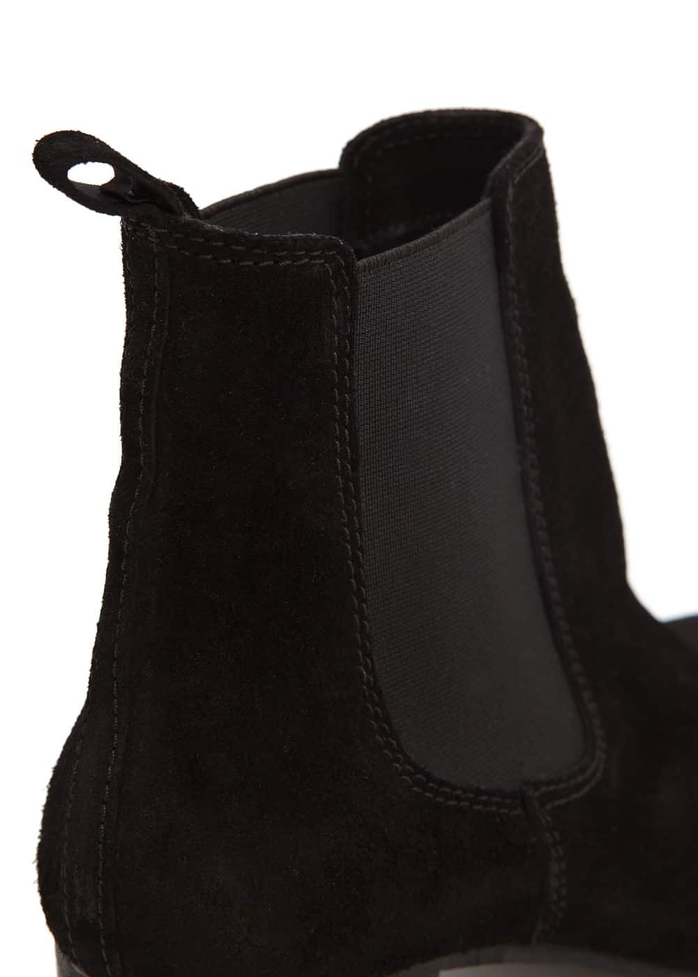 ladies suede chelsea boots images