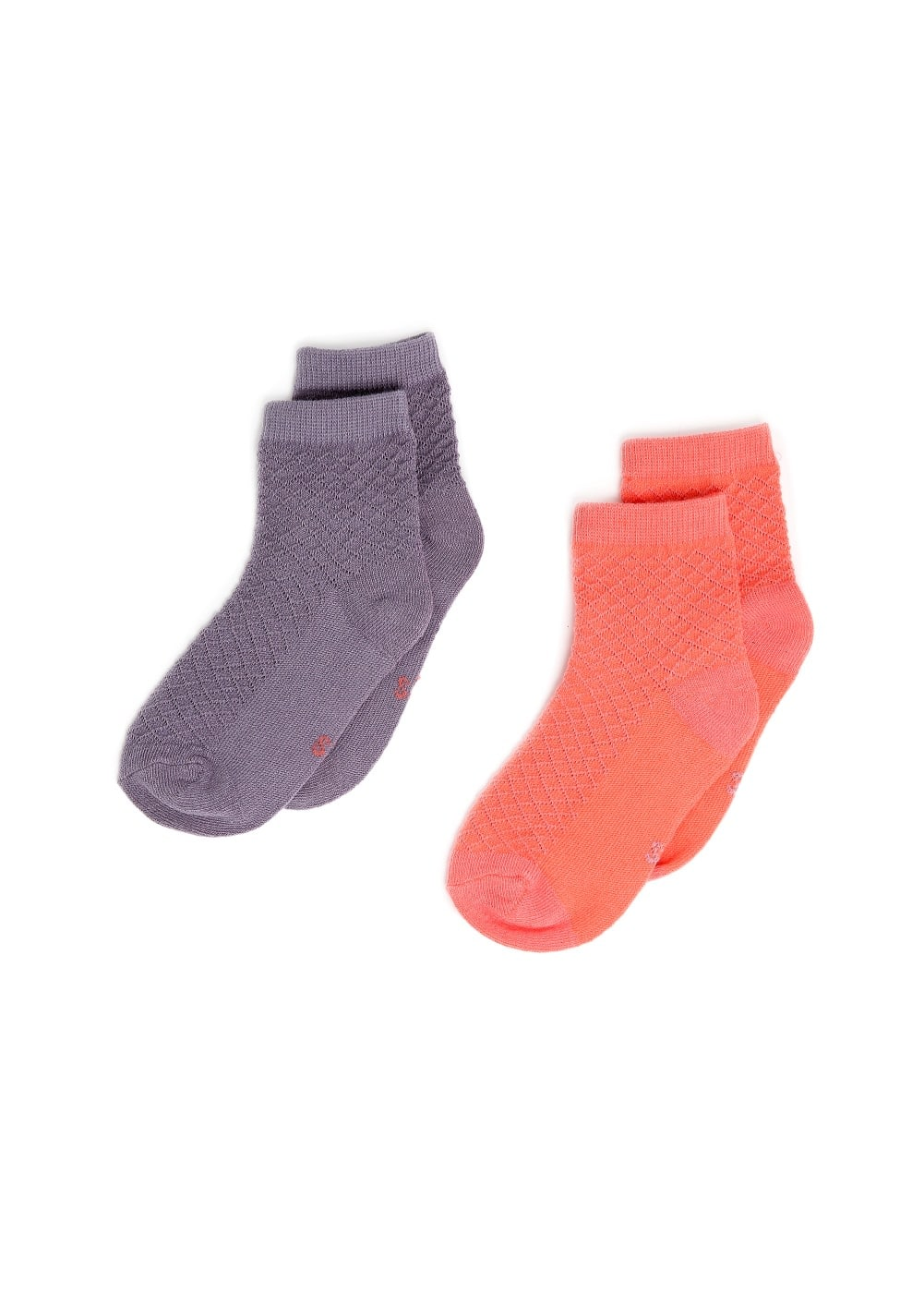 Pack textured socks