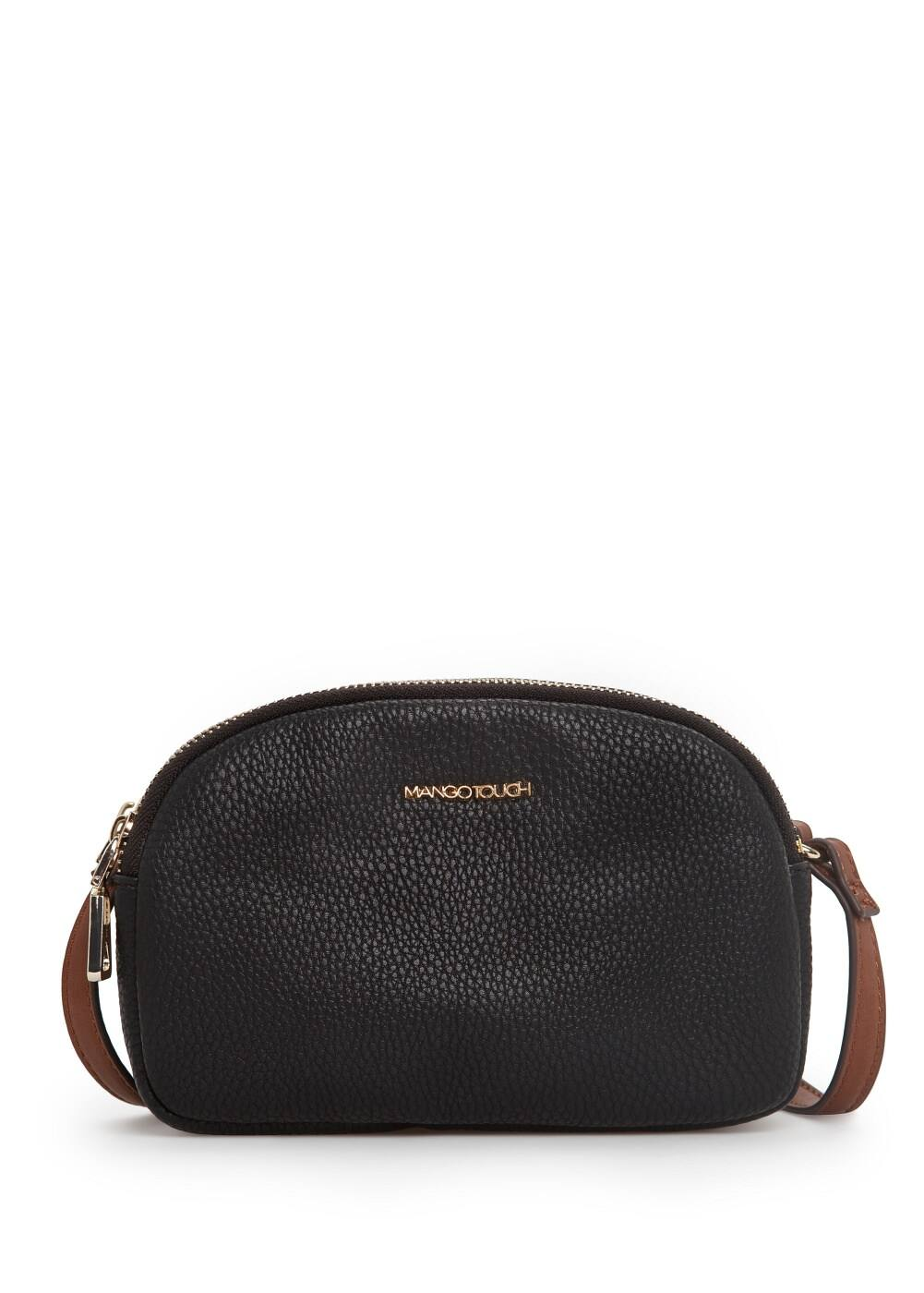 Mini bolso doble compartimento