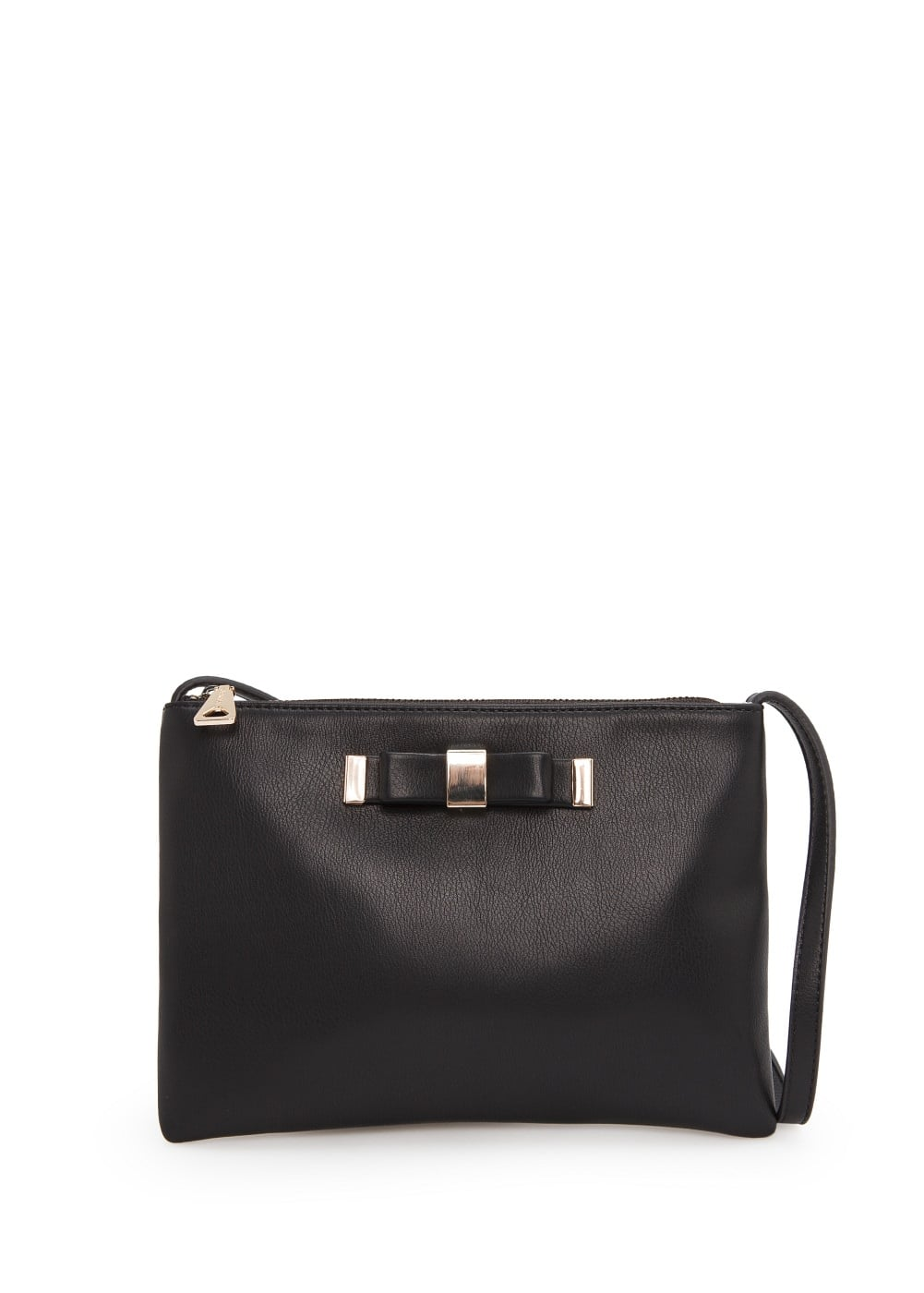 Bow cross body bag