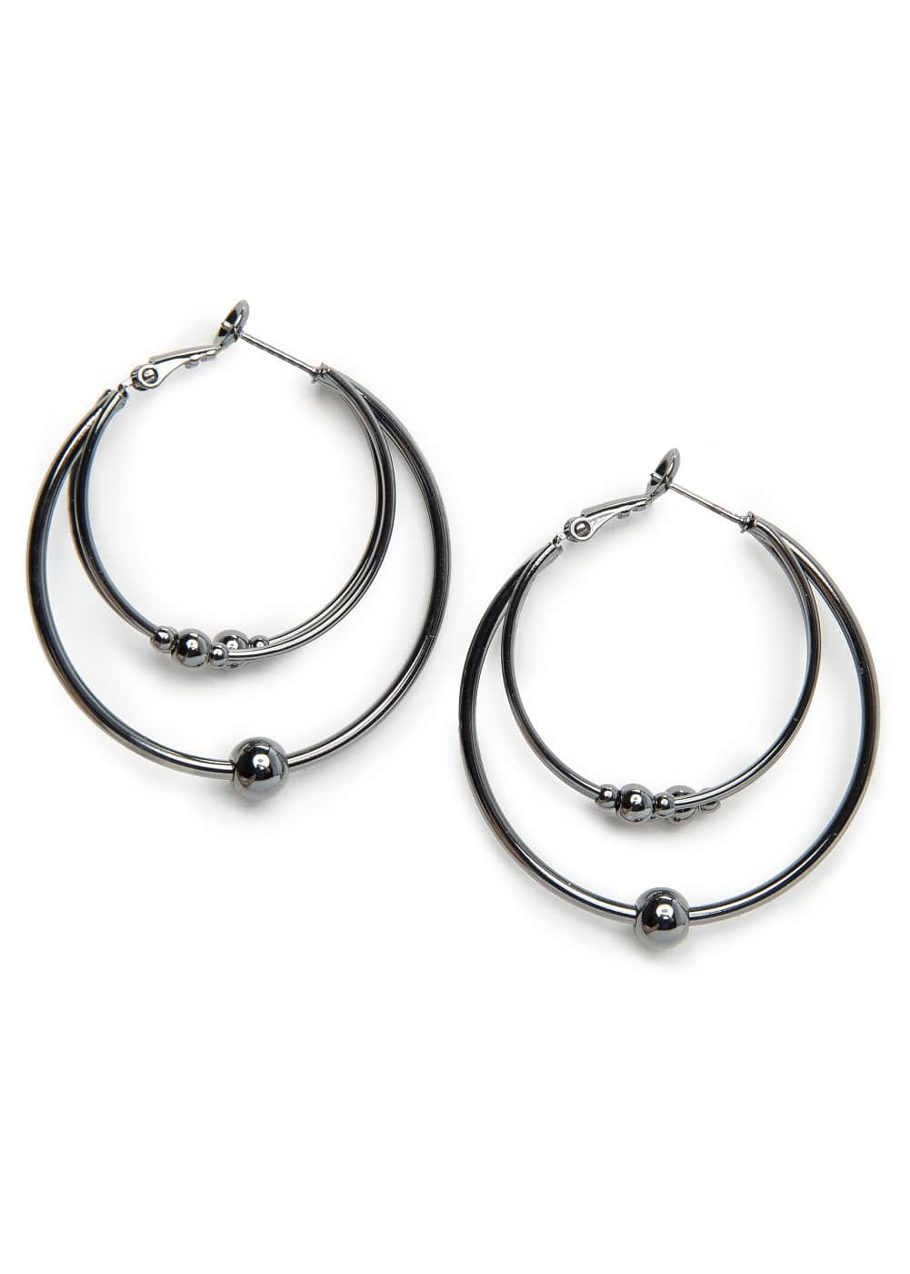 Multi hoop earrings