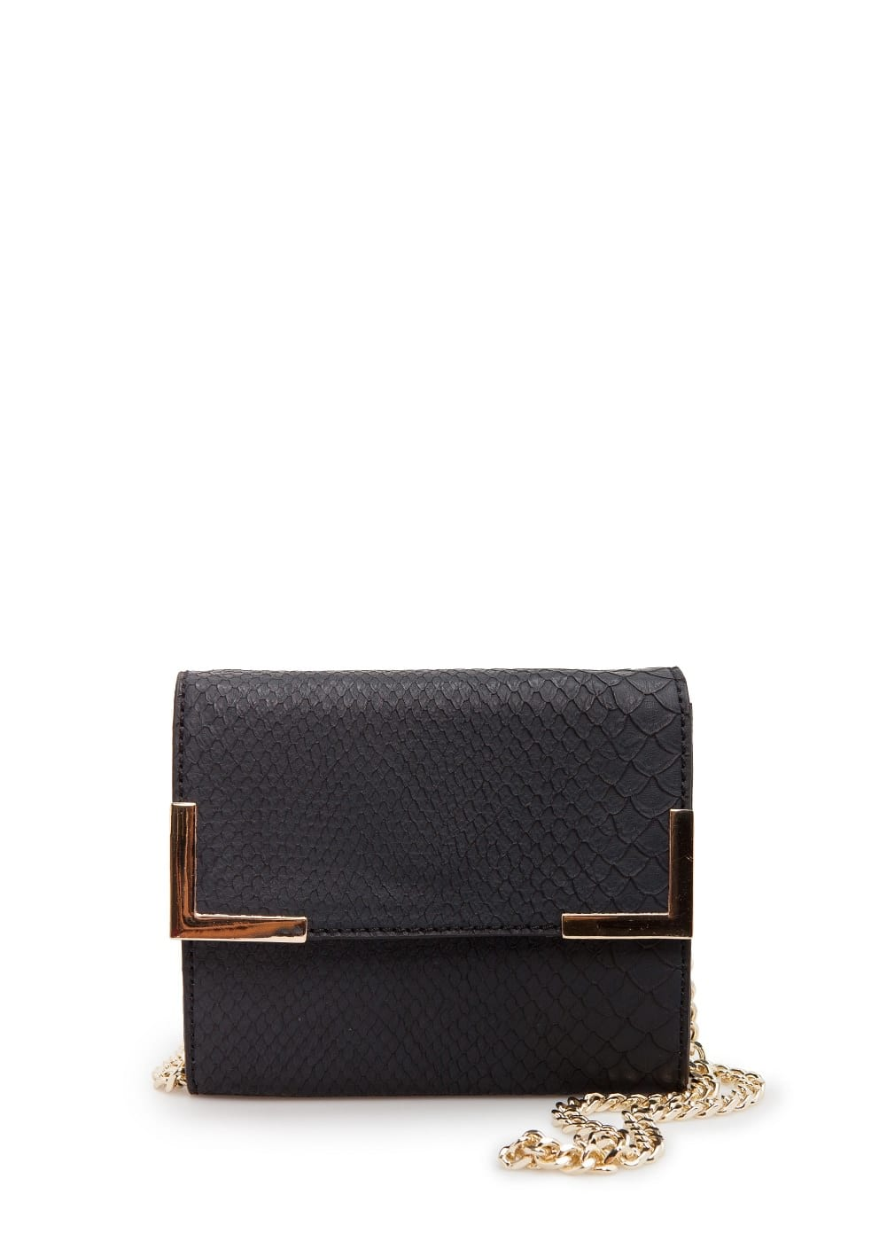 Chain cross body bag | MANGO