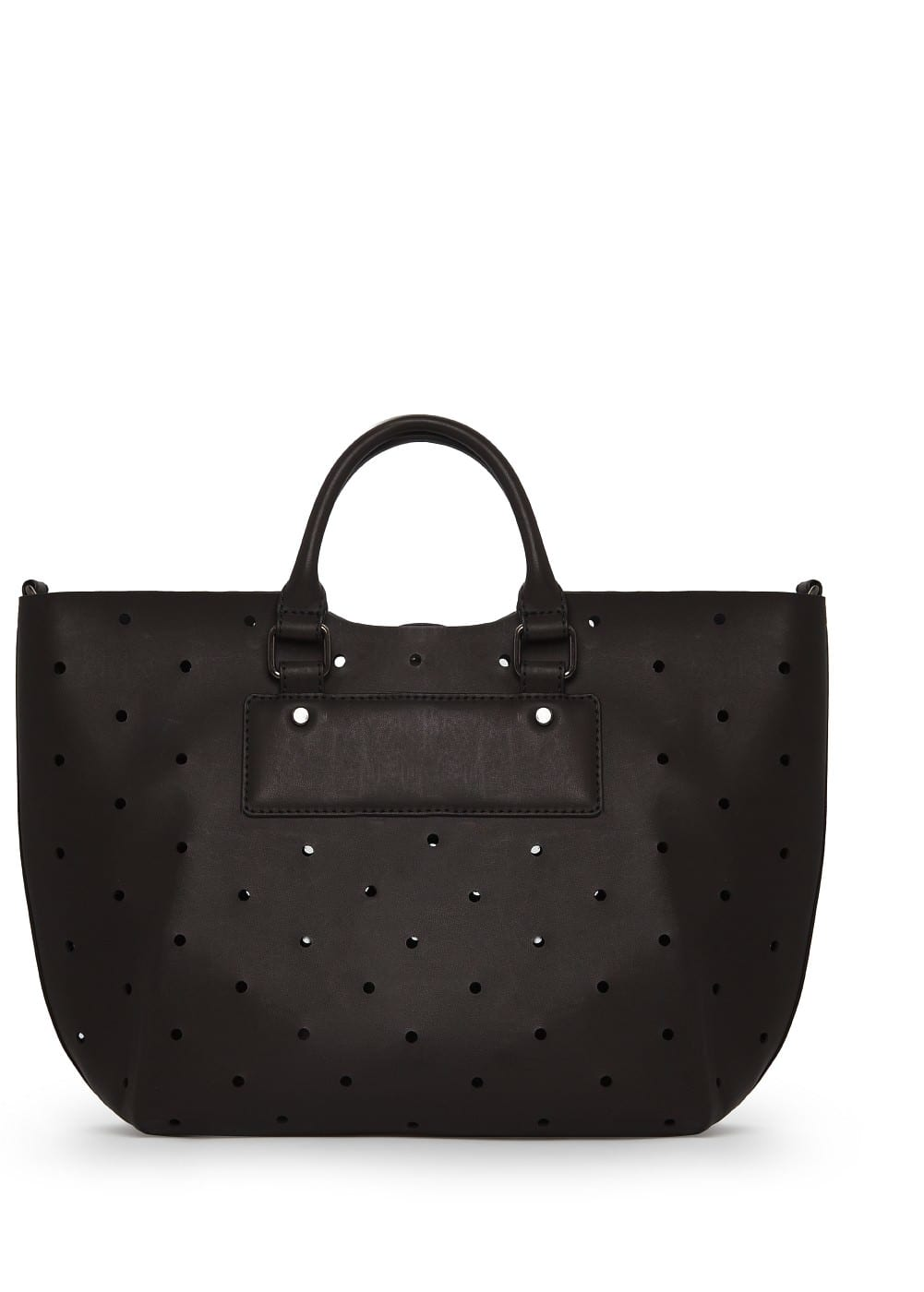 Laser-cut bag | MANGO