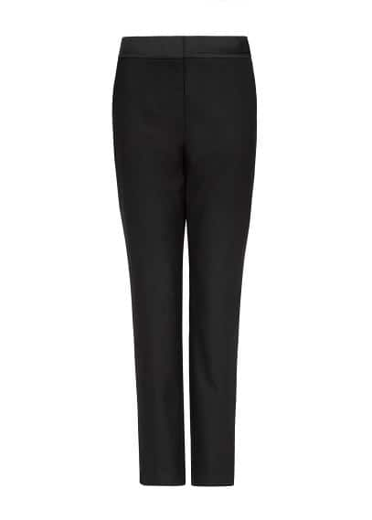 Satin waist trousers