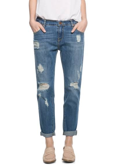 Discount clothing stores Boyfriend Angie Jeans