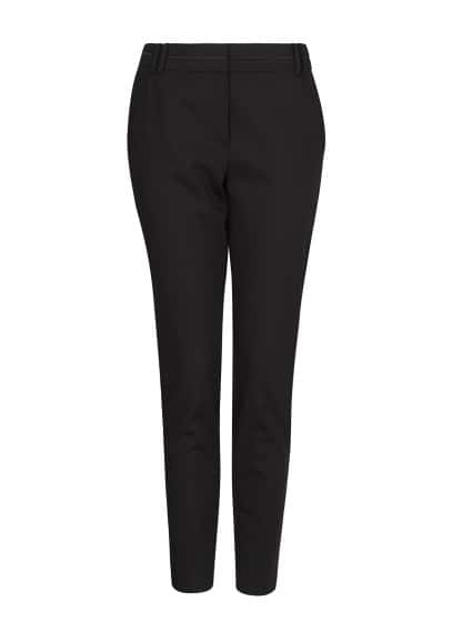 Pantalon de costume coupe cigarette
