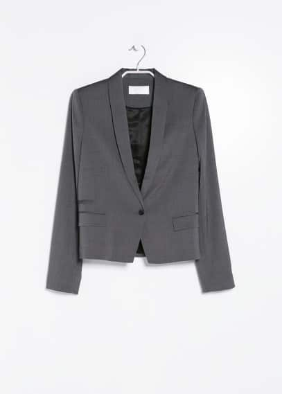 PREMIUM - Bird's eye blazer
