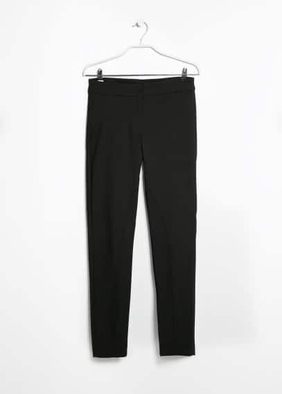 Slim-fit riding trousers