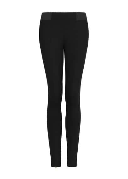 Leggings mit Zippern