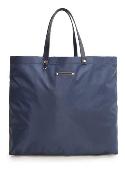 Bolso shopper nylon