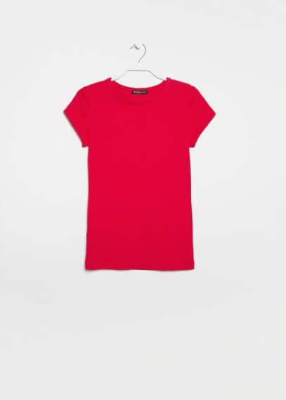 Essential cotton t-shirt