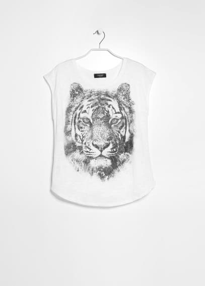 Animal devoré t-shirt
