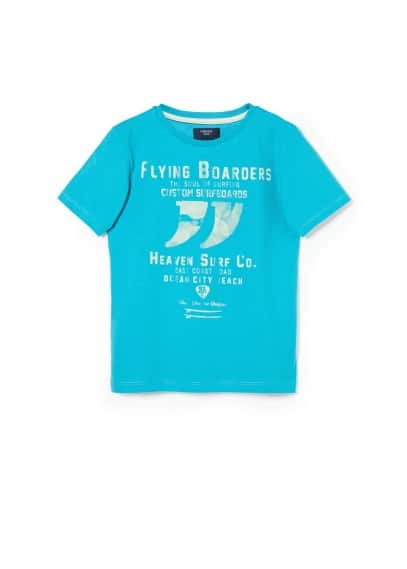 "T-Shirt ""Flying Boarders"""
