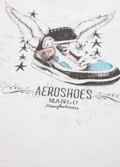 "T-Shirt ""Aero Shoes"""
