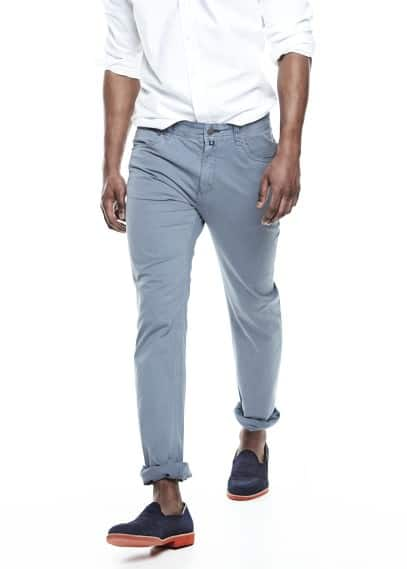 Pantalon slim-fit 5P