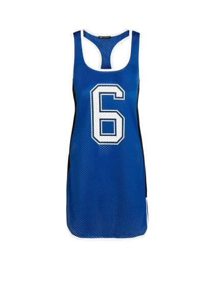 Basketball dress