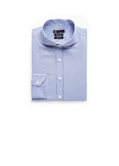 Slim-fit Premium bengal stripe shirt