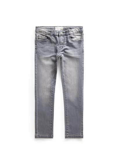 Graue Slim Fit Jeans